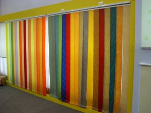 Vertical Blind Colour