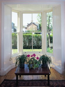 Victorian Bay Window