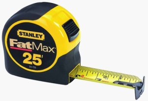 Fat Max Tape Measure