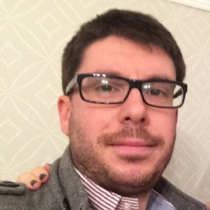Luke Birchall. Harlequin's UK retail Sales Manager.