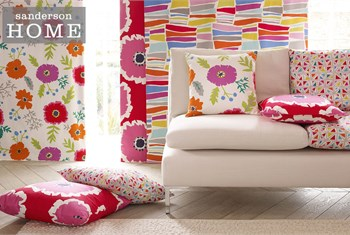 Papavera Prints & Embroideries Sanderson