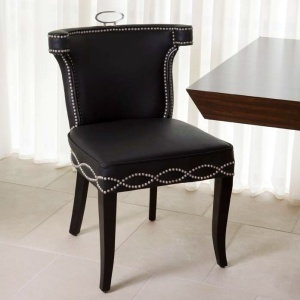 leather Casino chair from Global Views