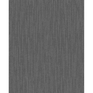 Torino Plain Charcoal Silver Glitter Textured Wallpaper by Fine Decor FD40237
