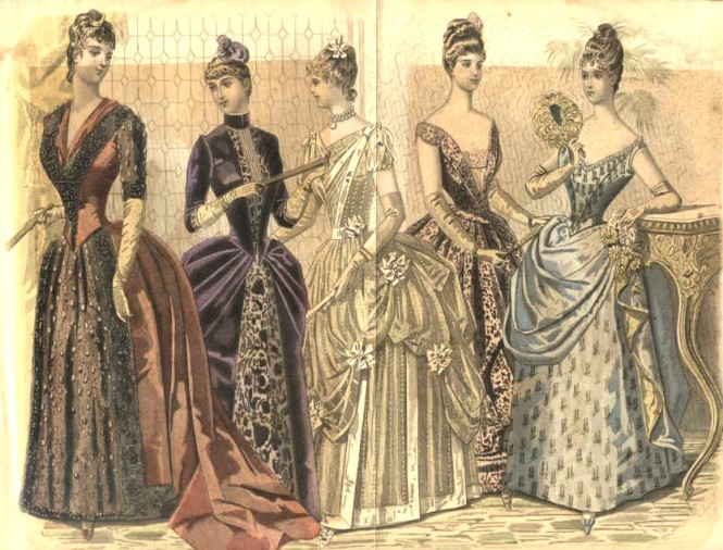 1888_Peterson's_Magazine_Fashion_plate